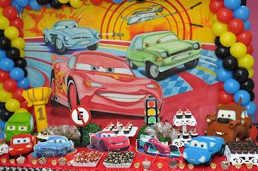 Mesa Principal Festa Cars