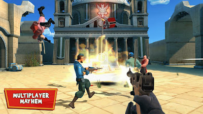 Blitz Brigade v1.0.1 APK + DATA Android download