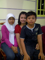 My Beloved Sista & Brotha