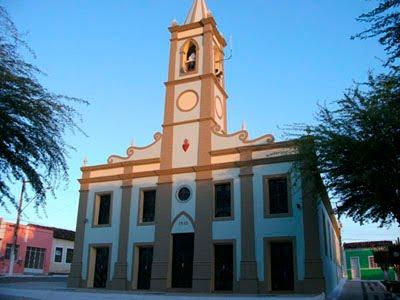 Igreja Matriz  de Bom Jesus dos Aflitos