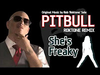 Pitbull - She's Freaky Lyrics