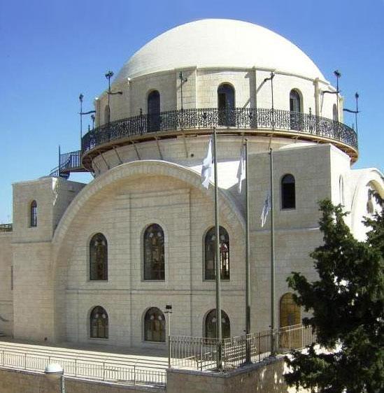 Mundo Judío: Sinagogas