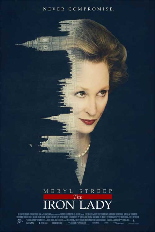 THE IRON LADY MOVIES