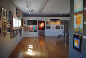 Beyond Form Megan Coyle Exhibition