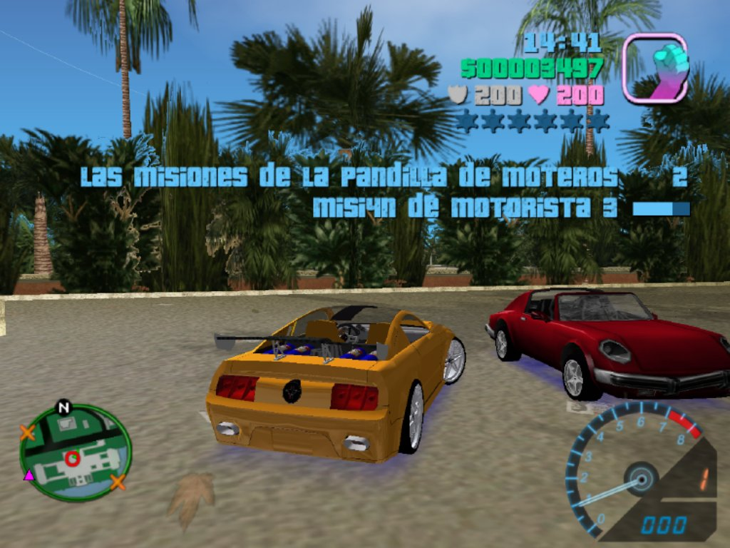 GTA Vice City Underground Game ScreenShot