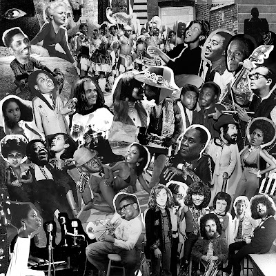 Discosafari - ROMARE - Love Songs Part One - Black Acre