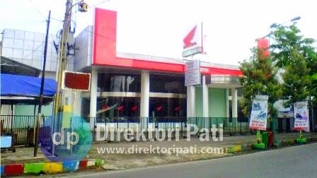 Kantor Dealer Taruna Honda Motor Pati