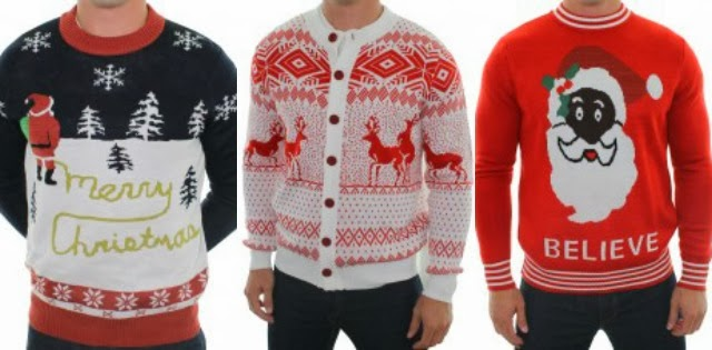 at first look grandma will be all thats a nice sweater hun but your friends will look closer and realize just how niiiiiice it is - Inappropriate Christmas Sweaters