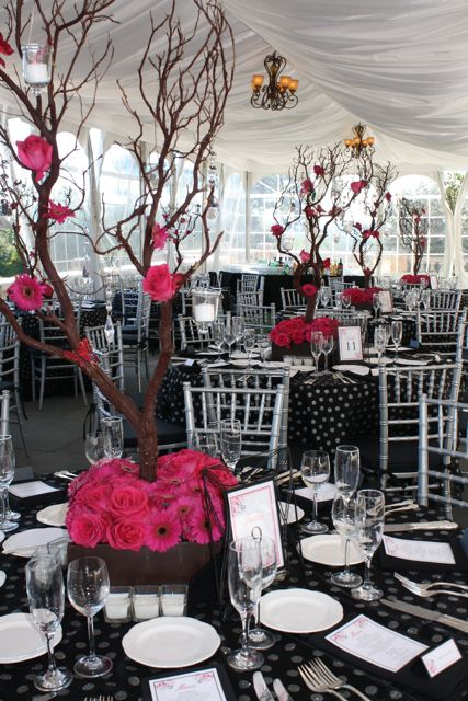 Unique Centerpieces Wedding