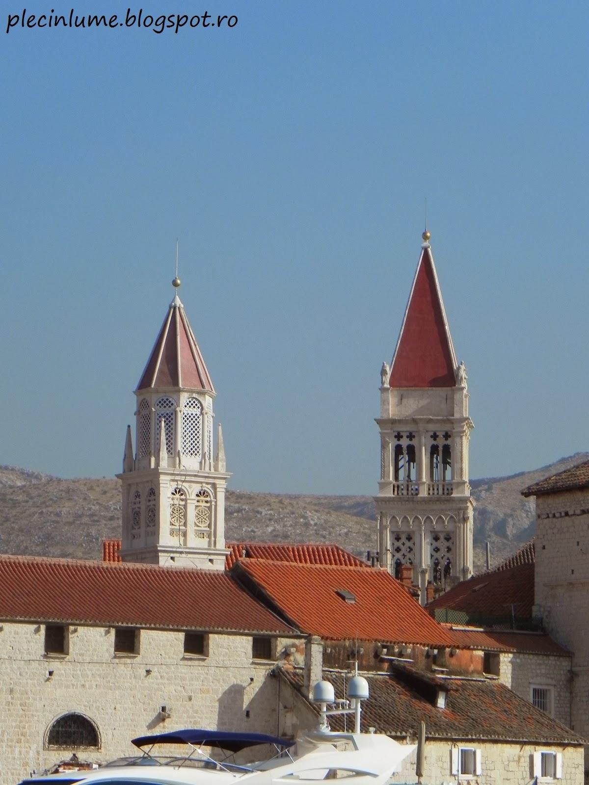 Biserica in Trogir, Croatia