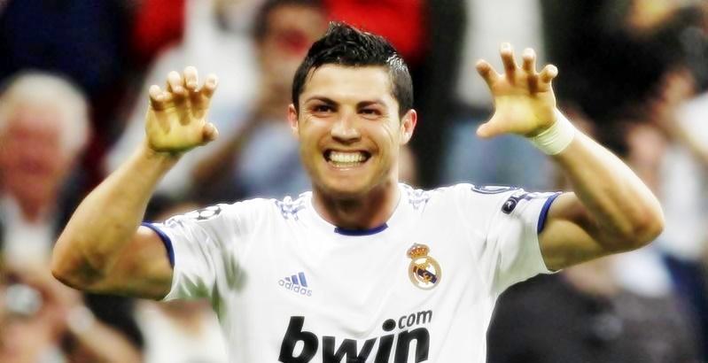 cristiano ronaldo 2011 boots. Cristiano Ronaldo REAL MADRID