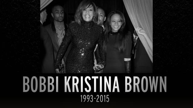 Em memória de Bobbi Kristina Brown