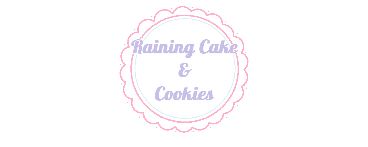Raining Cake and Cookies
