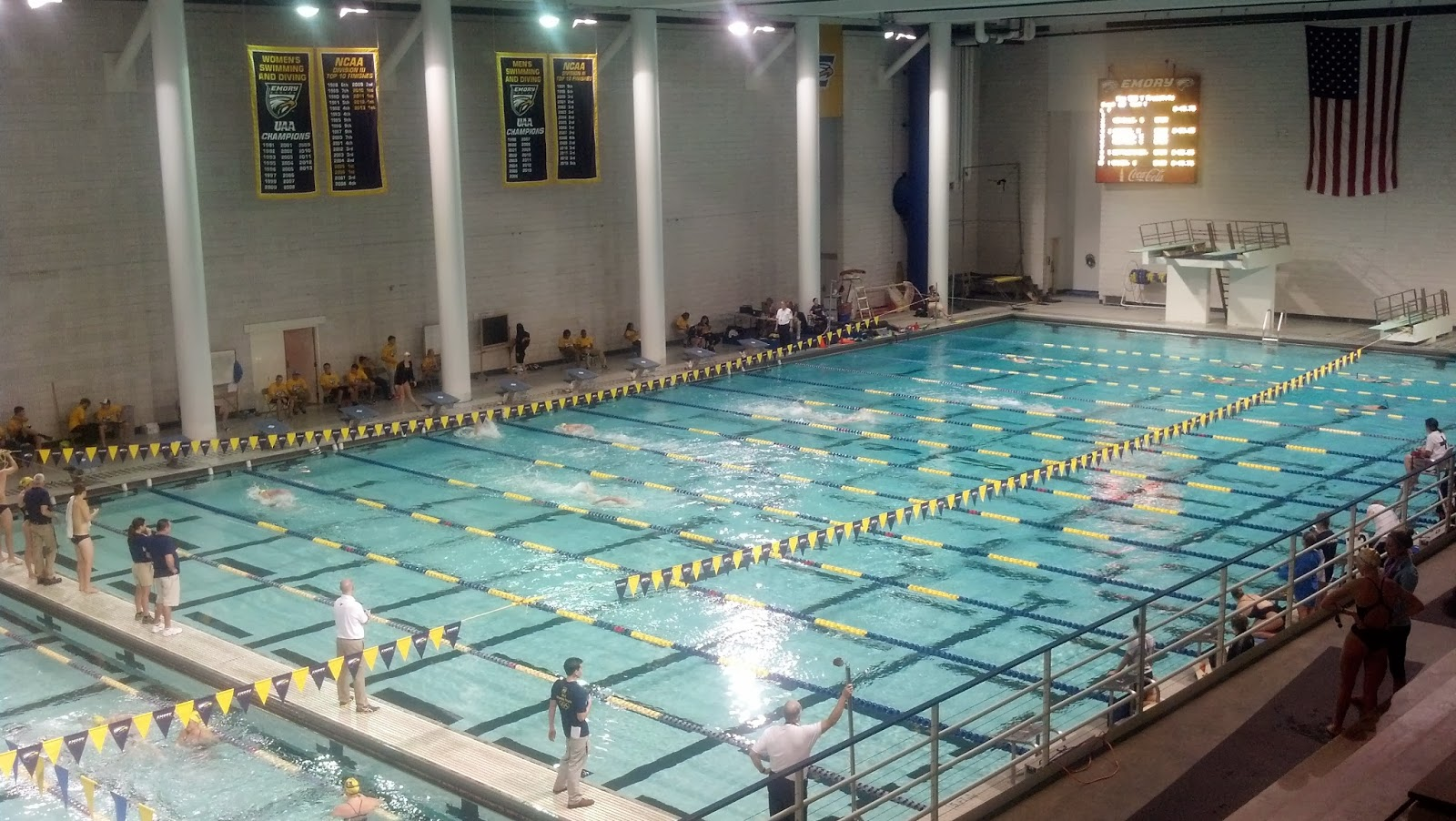 140 Emory University Brown Aquatic Center Atlanta Ga Scolin 39 S Sports Venues Visited