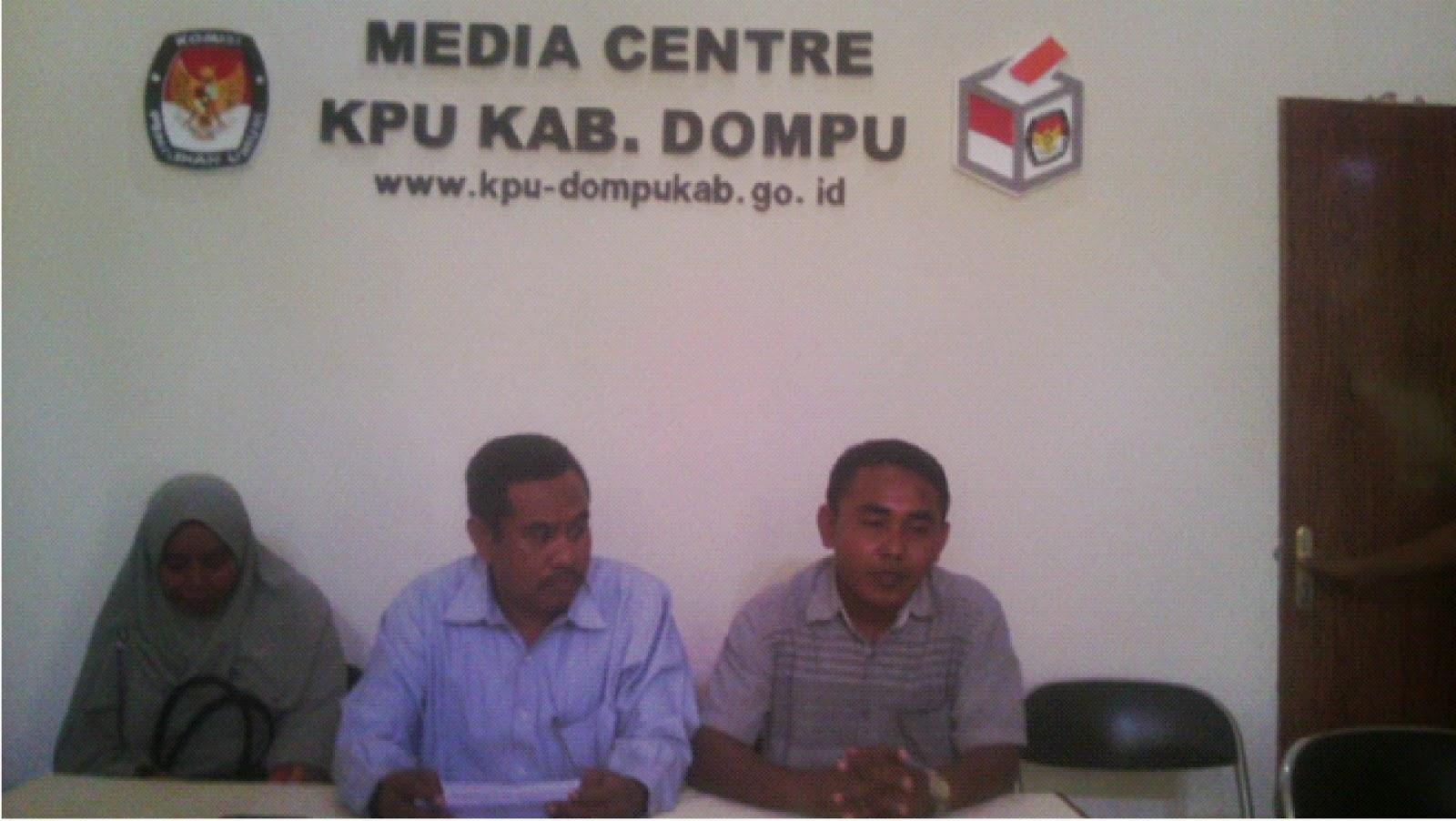 KPU: Pilkada Dompu  Digelar 9 Desember 2015