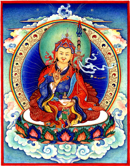 Latest Guru Padmasambhava Temple HD Wallpapers for free download
