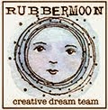 RubberMoon Art Stamps