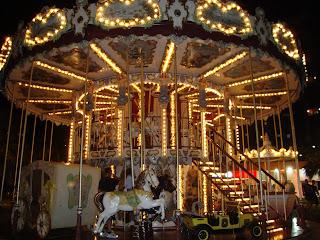 Carousel Photo - Cullera Beach - Valencia - Spain