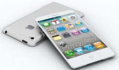 iPhone 5 have 4.6-inch