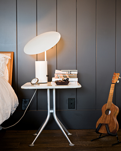 California dreaming conundrum for Half nelson table lamp