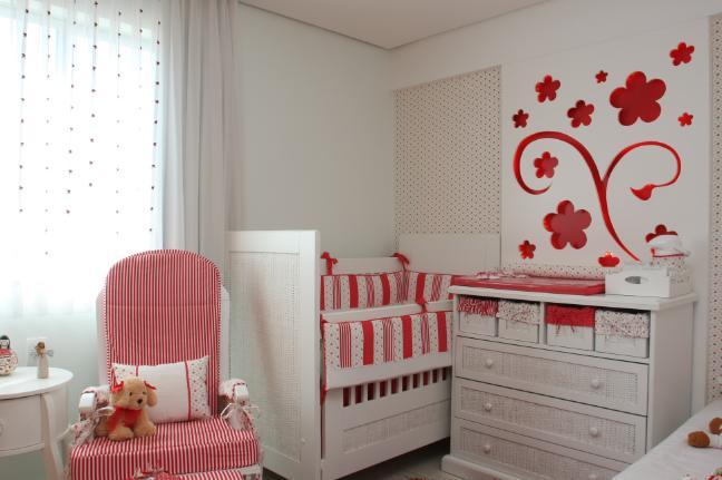 decoracao quarto bebe pequenos ambientes : decoracao quarto bebe pequenos ambientes:Cantinho da Sonia: Decoração de Quartos Para Bebê Menina
