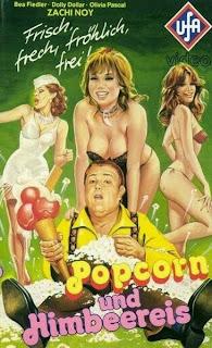 Popcorn und Himbeereis 1978