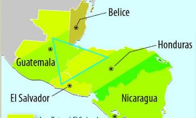 migración de los países del Triángulo Norte