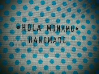 *HOLA MONAMU* HANDMADE
