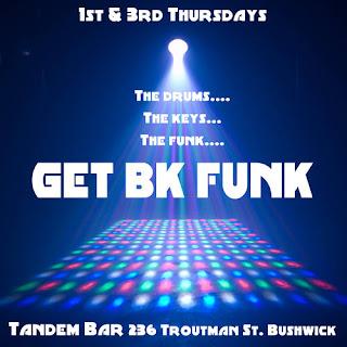 DJ Boogie Blind - Live At GetBKFunk