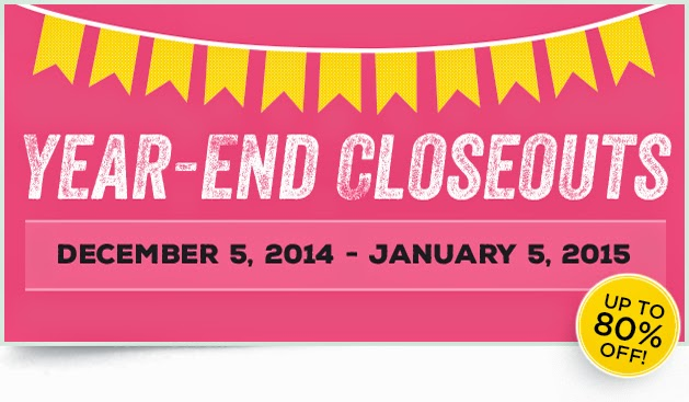 Link to Stampin'UP!'s 2014 Year End Close-outs