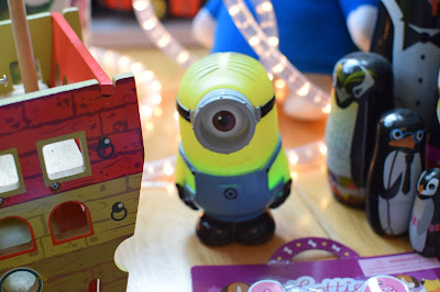 Illumi-Mate Stuart Minion Night Light - Christmas gift guide 2015 - Emma in bromley