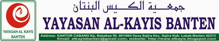 Yayasan Al-Kayis Banten