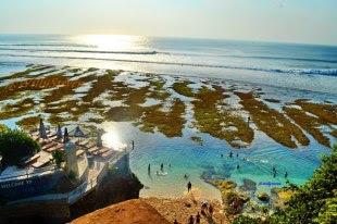 Tinatangkilik ang Sunset 5 mga paboritong lugar sa Bali