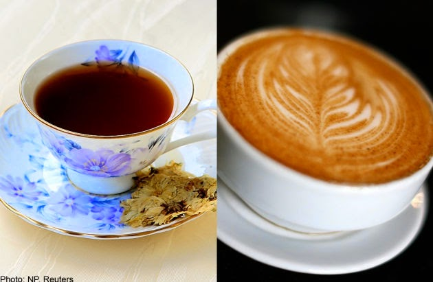 Both Coffee and tea are good for your health, studies say