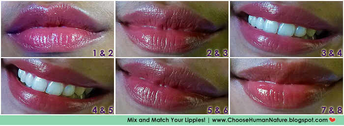 Quick Tip #3: Mix and Match Your Lip Products!