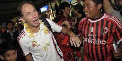 Jadwal AC Milan Glorie Vs Indonesia All Star