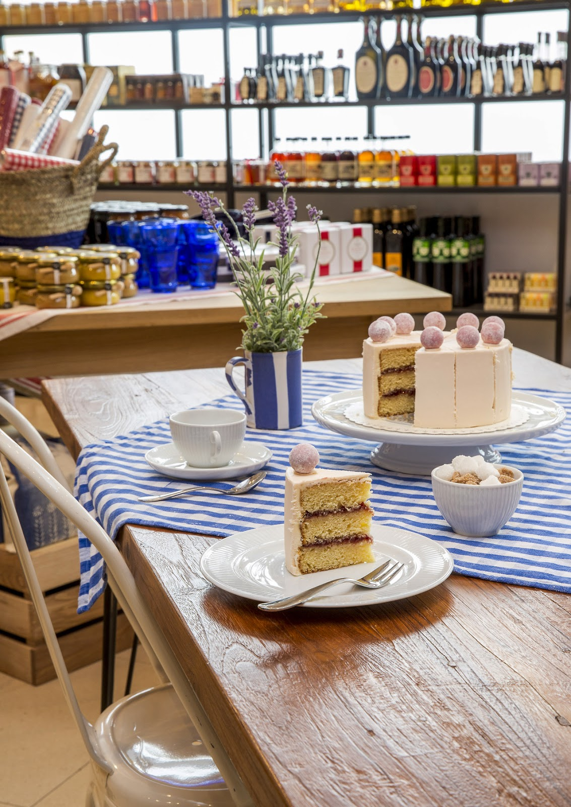 Where I Can Eat A Cake In Central London