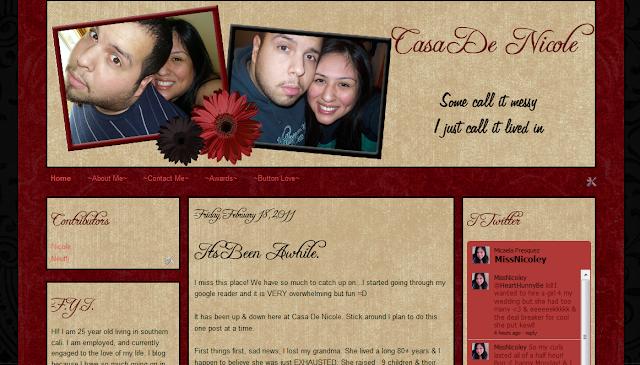 Bloggy Blog Design