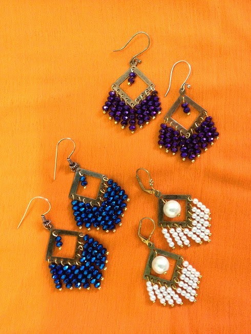 dangler drops earrings