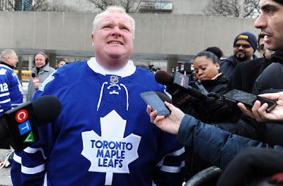 Rob Ford Toronto fired