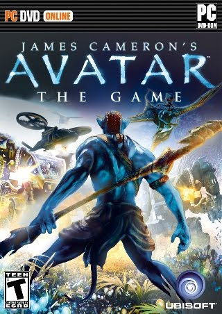 AVATAR game cover