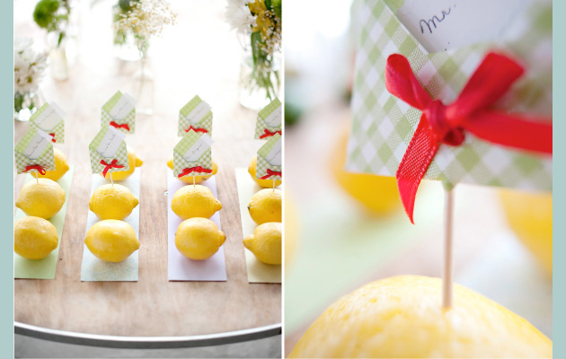 Lemon Wedding