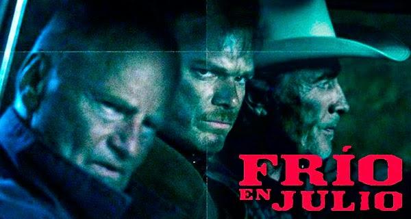 """Crítica de """"Frio en Julio"""": Un neo-noir que engancha"""