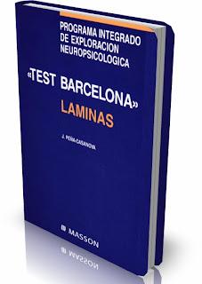 test barcelona-prueba-programa integrado- exploracion neuropsicologica
