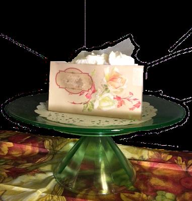 Thanksgiving Cake box