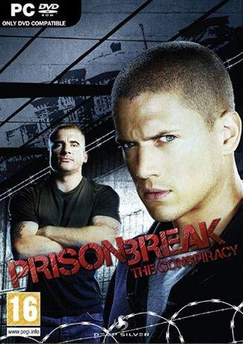 Prison Break PC Full Repack Español DVD5 2010
