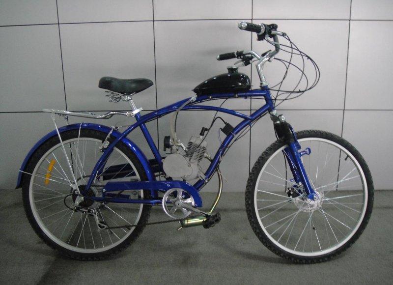 Бензиновый мотор на велосипед своими руками