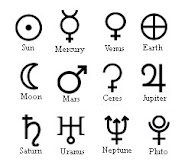 Los planetas como símbolos de energías internas y externas