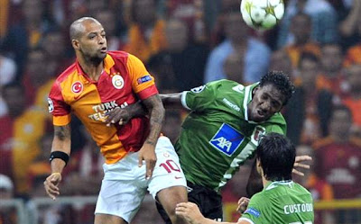 Galatasaray vs CFR Cluj