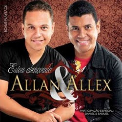 Download CD Allan e Allex   Estou Abençoado